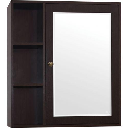 Зеркало-шкаф Style Line Кантри 75 венге