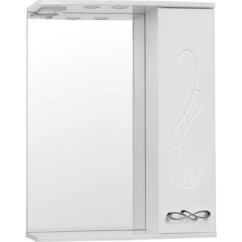 Зеркало-шкаф Style Line Венеция 65/С белый