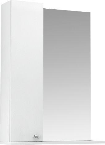 Зеркало-шкаф Triton Локо 60 L, белый