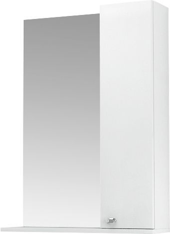 Зеркало-шкаф Triton Локо 60 R, белый