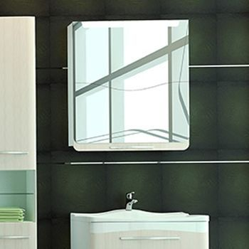 Зеркало-шкаф Velvex Iva 65 светлый лен