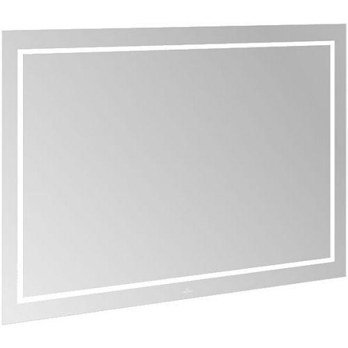 Зеркало Villeroy & Boch Finion F6001200 120 см, светодиодная подсветка