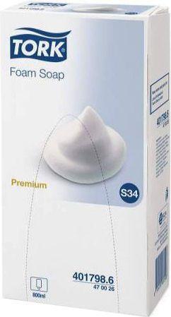 Жидкое мыло Tork Premium 401798 S34