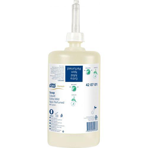 Жидкое мыло Tork Premium 420701 S1