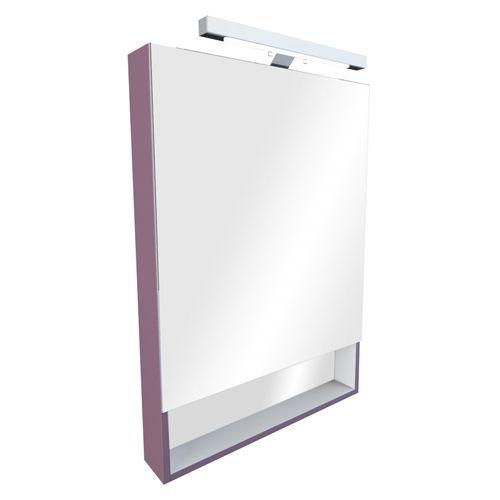 Зеркало-шкаф Roca Gap 70 фиолетовый